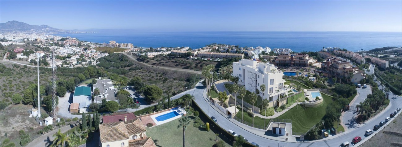 New Development Contemporary Apartments Mijas Costa Spain (12) (Large)