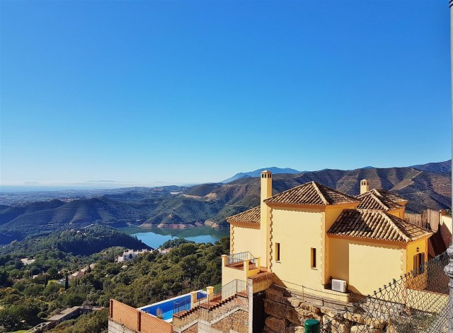 Plot/Land for Sale - 290.000€ - Istán, Costa del Sol - Ref: 5837