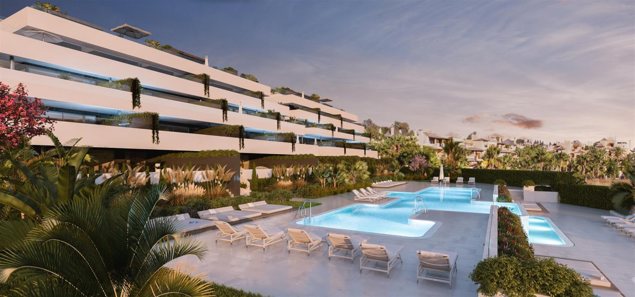 New development for sale close to Puerto Banus Spain (2)