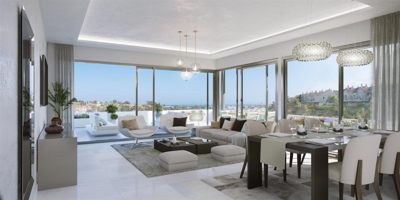 New development for sale close to Puerto Banus Spain (4)