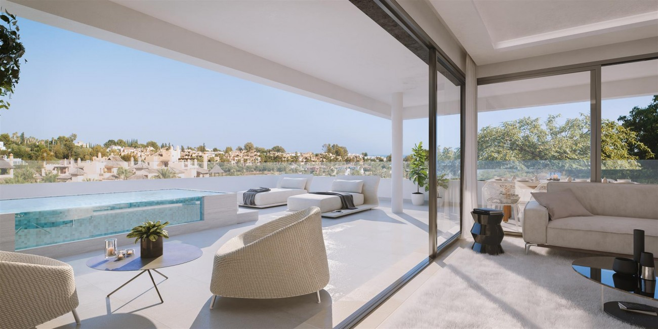 New development for sale close to Puerto Banus Spain (8)