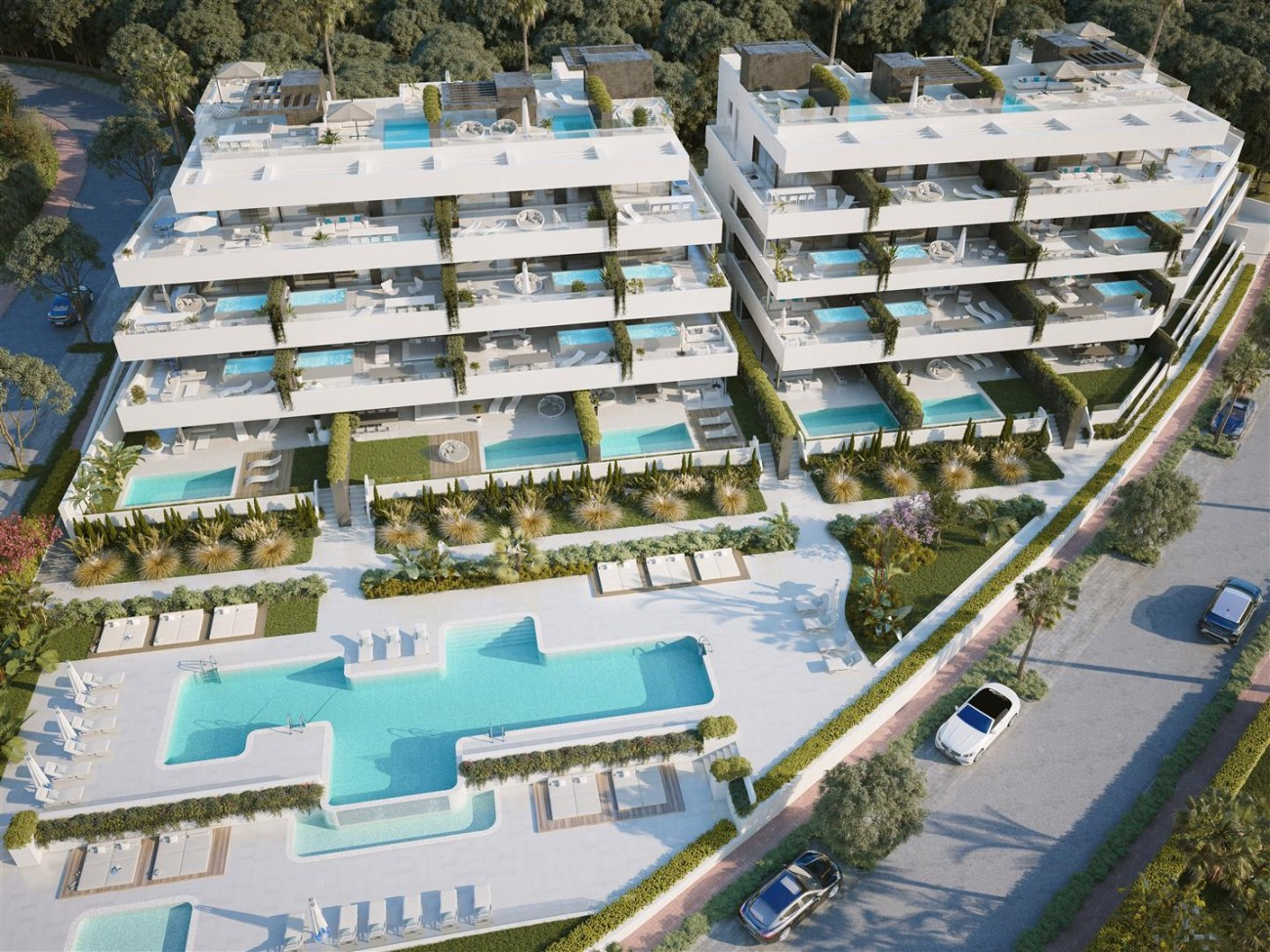 New development for sale close to Puerto Banus Spain (9)