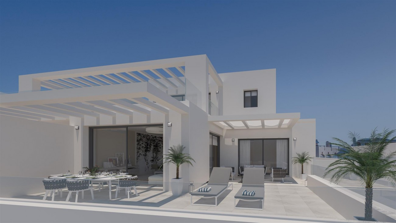 New Contemporary Development for sale Estepona Spain (5) (Large)