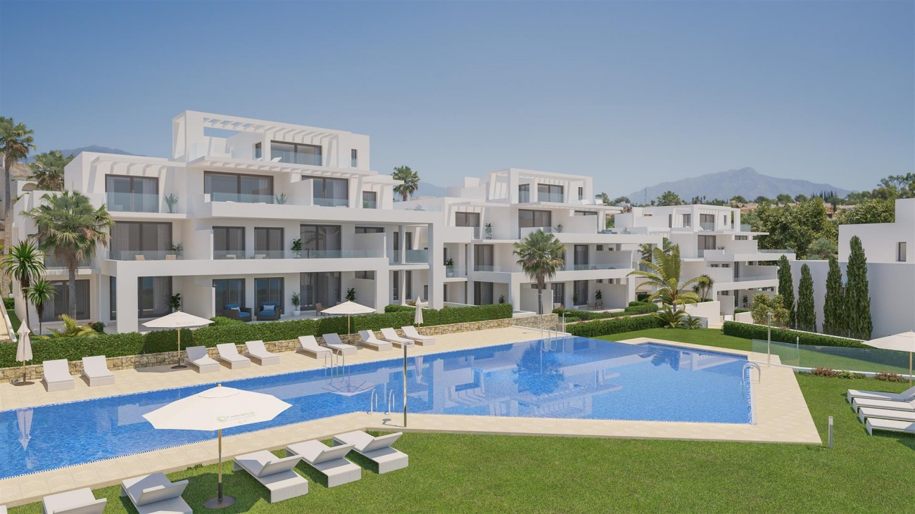 New Contemporary Development for sale Estepona Spain (9) (Large)