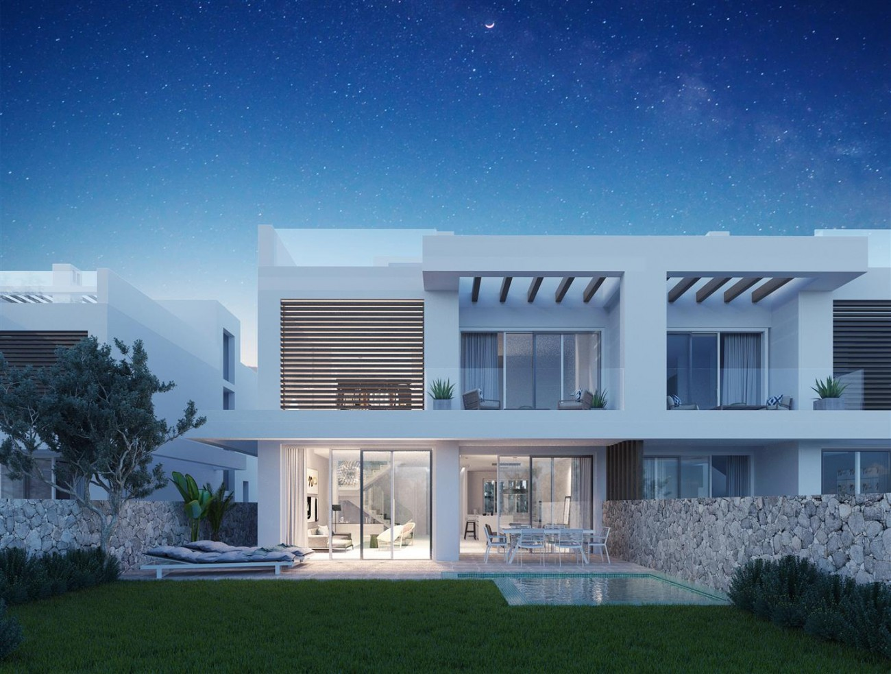 Luxury Townhouses for sale East of Marbella Spain (3) (Large)