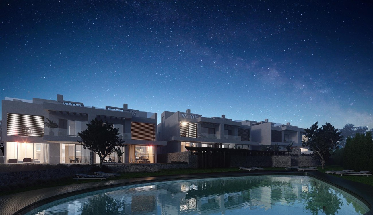 Luxury Townhouses for sale East of Marbella Spain (4) (Large)