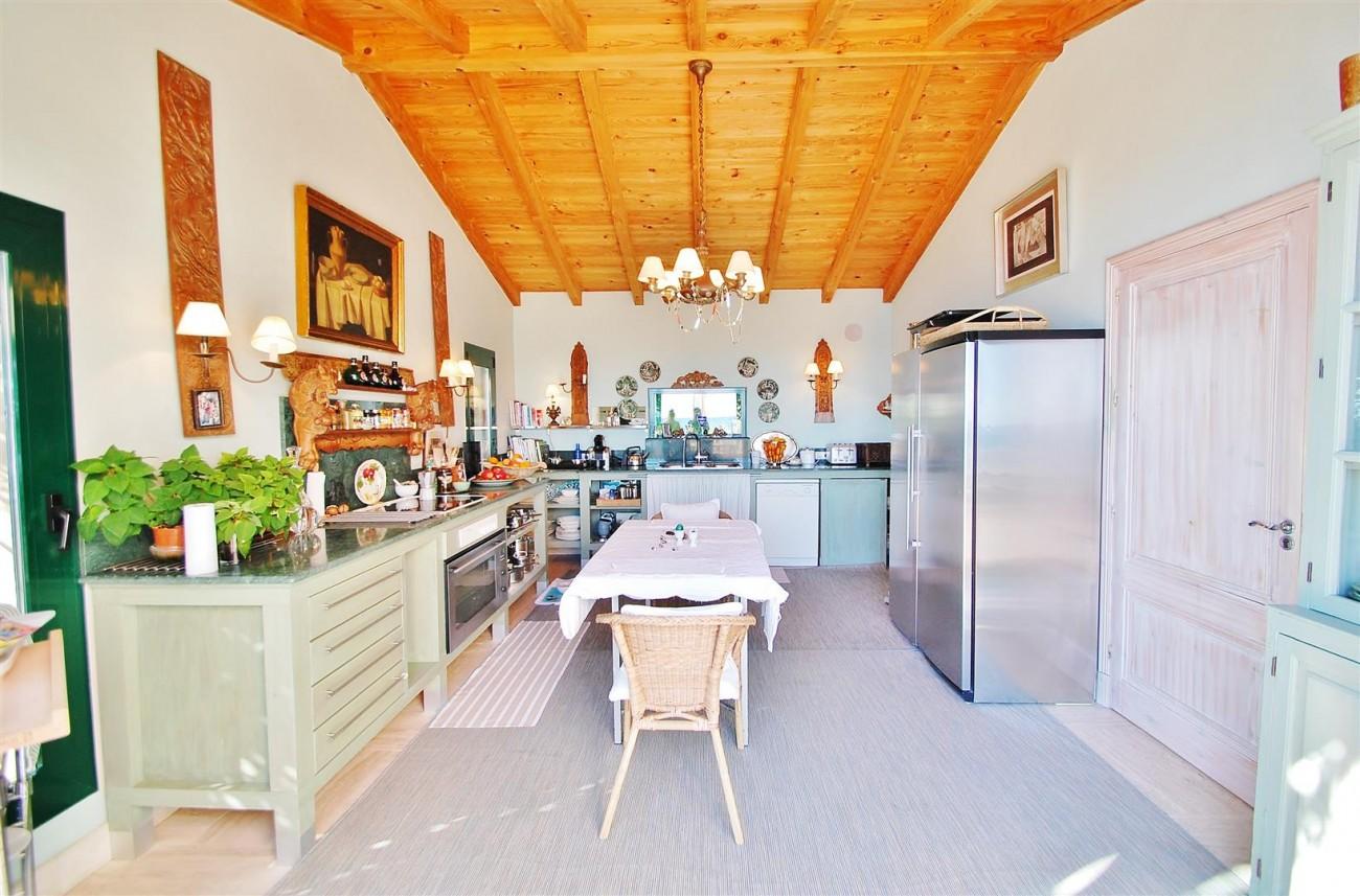 Beachfront villa for sale Mijas Costa Spain (15) (Large)