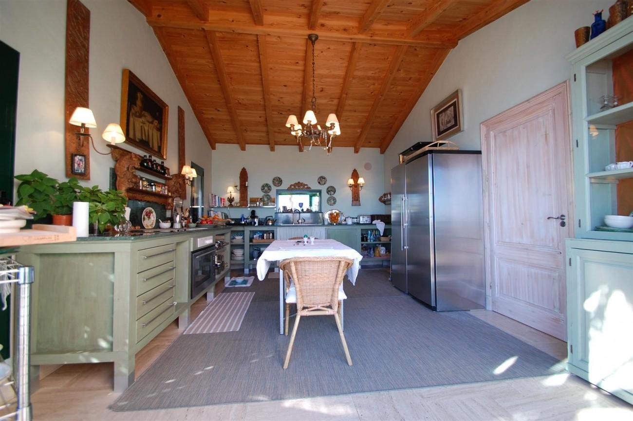 Beachfront villa for sale Mijas Costa Spain (16) (Large)