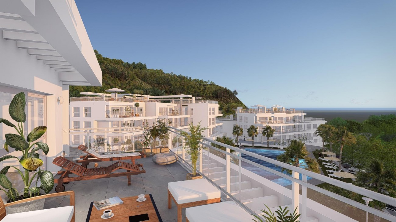 New Contemporary Apartments for sale Benahavis Spain (3) (Large)