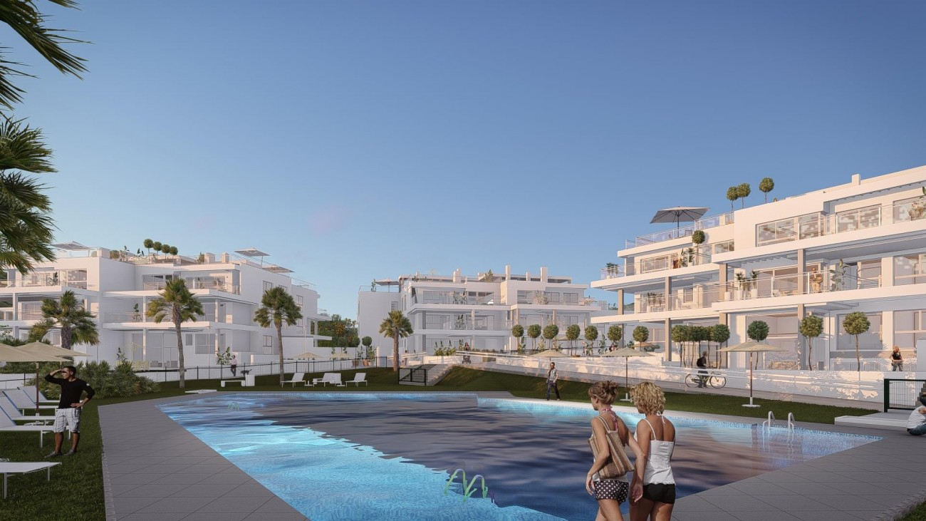 New Contemporary Apartments for sale Benahavis Spain (9) (Large)