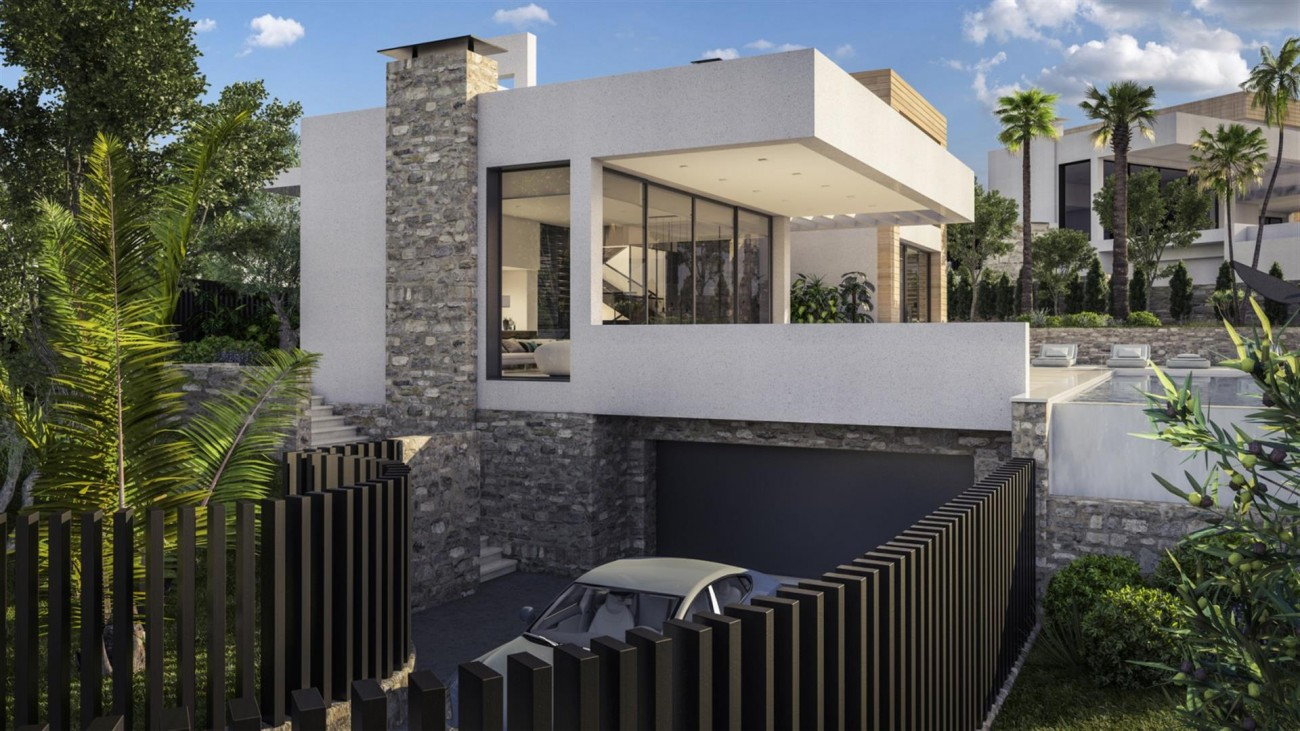 New Contemporary Villas for sale Nueva Andalucia Marbella Spain (3) (Large)