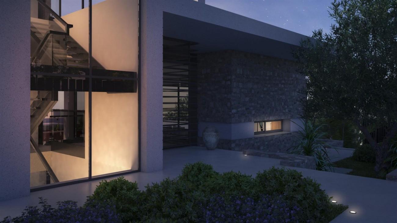 New Contemporary Villas for sale Nueva Andalucia Marbella Spain (5) (Large)