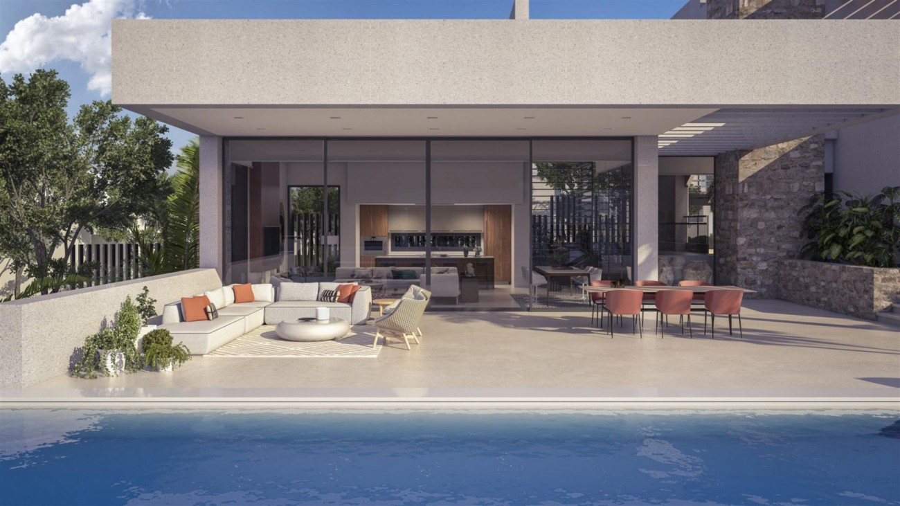 New Contemporary Villas for sale Nueva Andalucia Marbella Spain (7) (Large)