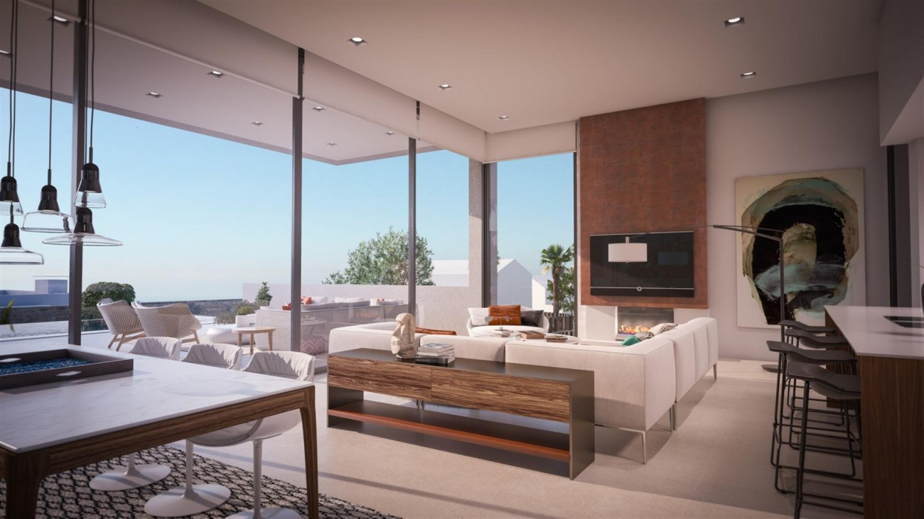 New Contemporary Villas for sale Nueva Andalucia Marbella Spain (11) (Large)