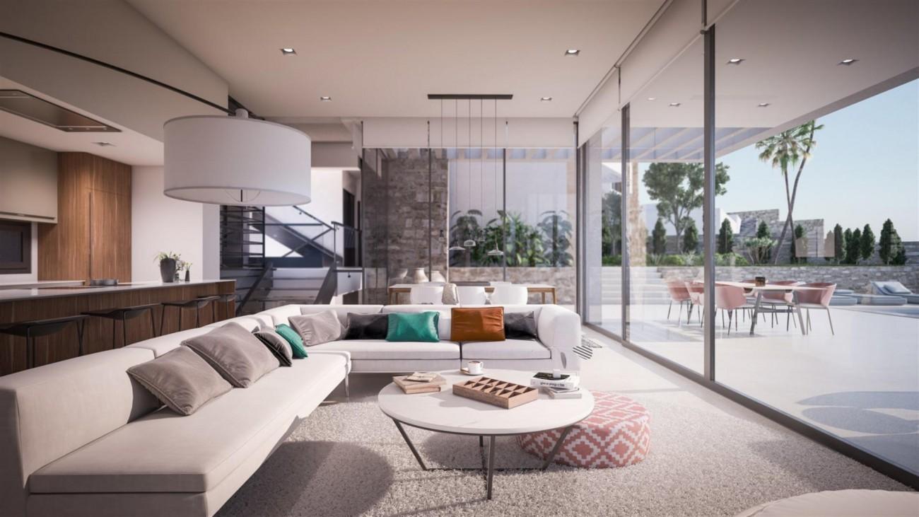 New Contemporary Villas for sale Nueva Andalucia Marbella Spain (12) (Large)