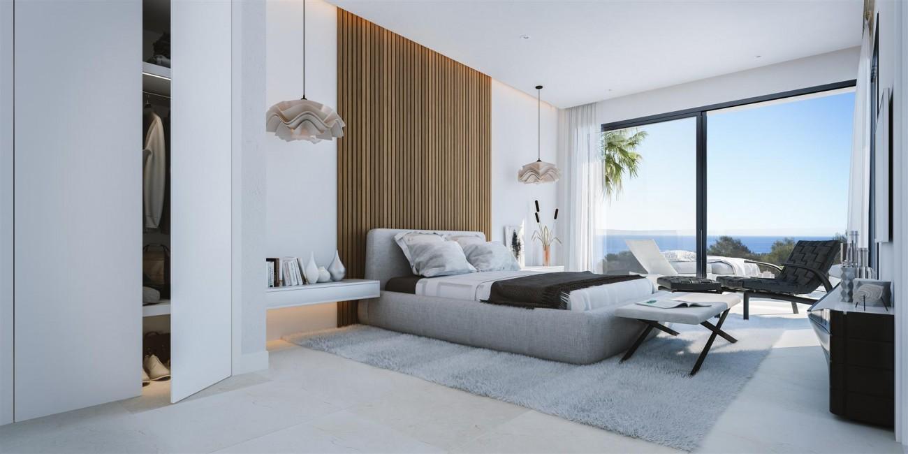 Modern villa project for sale Marbella Spain Type A (2)
