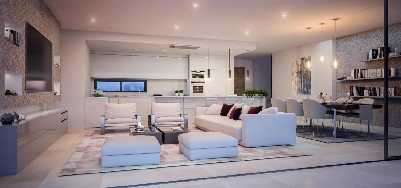 Modern villa project for sale Marbella Spain Type B (2)