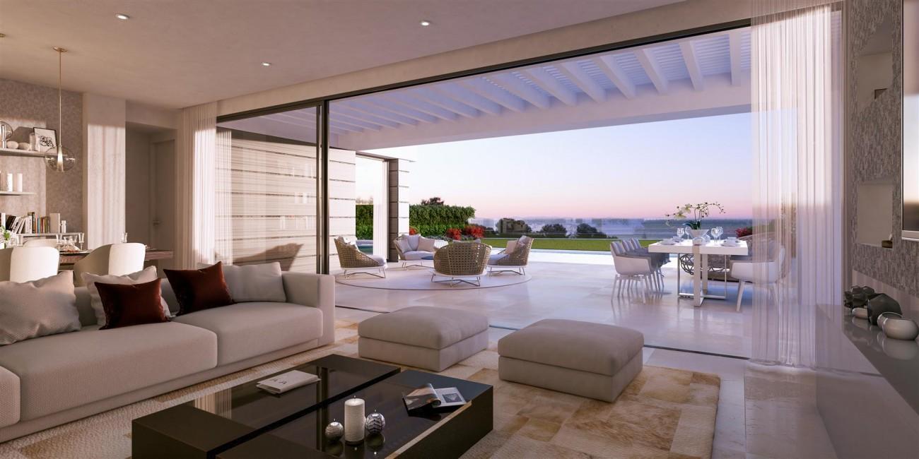 Modern villa project for sale Marbella Spain Type B (3)