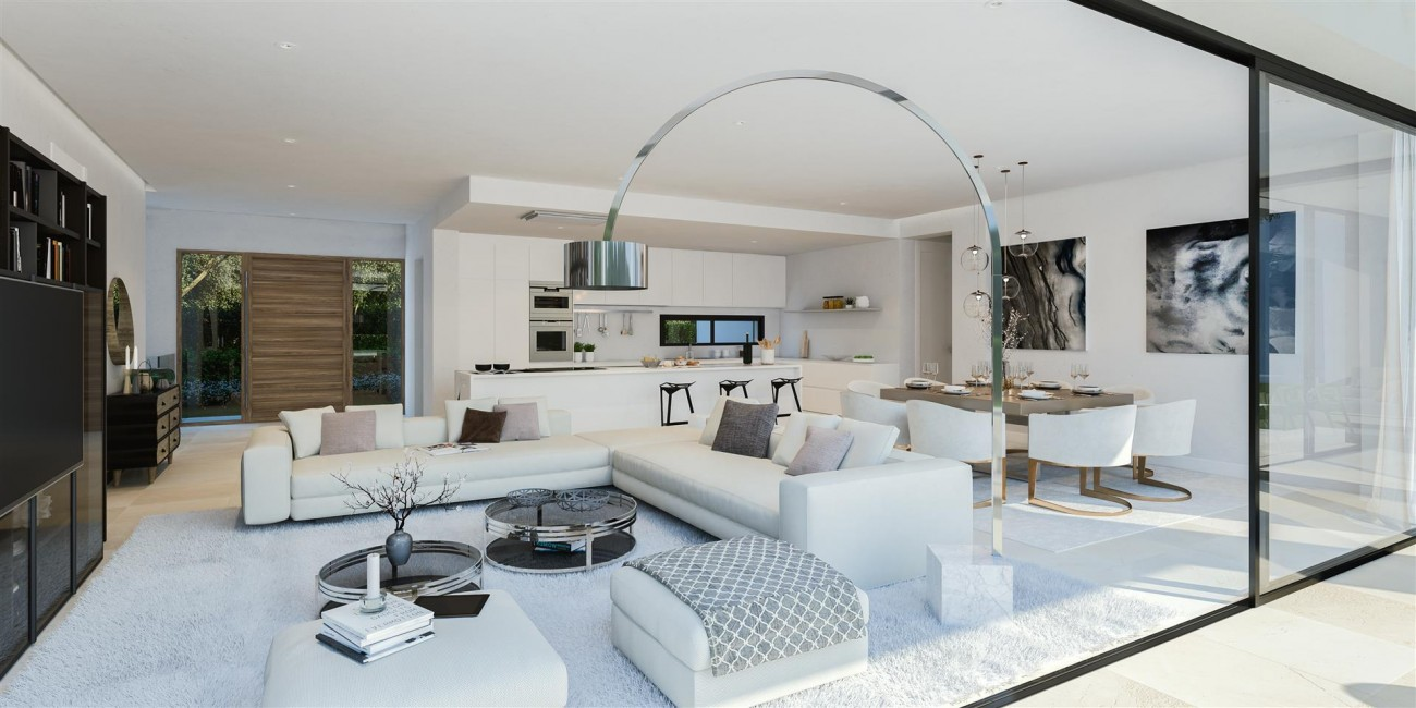 Modern villa project for sale Marbella Spain Type C (3)