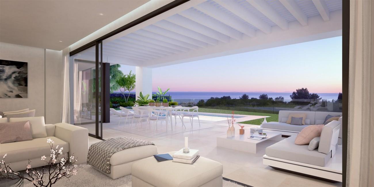 Modern villa project for sale Marbella Spain Type C (4)