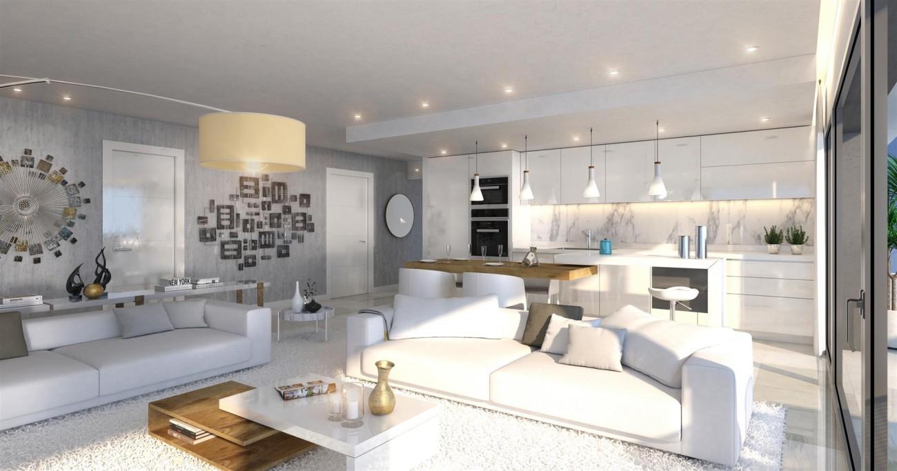 Contemporary Apartments for sale Estepona East Spain (1) (Large)