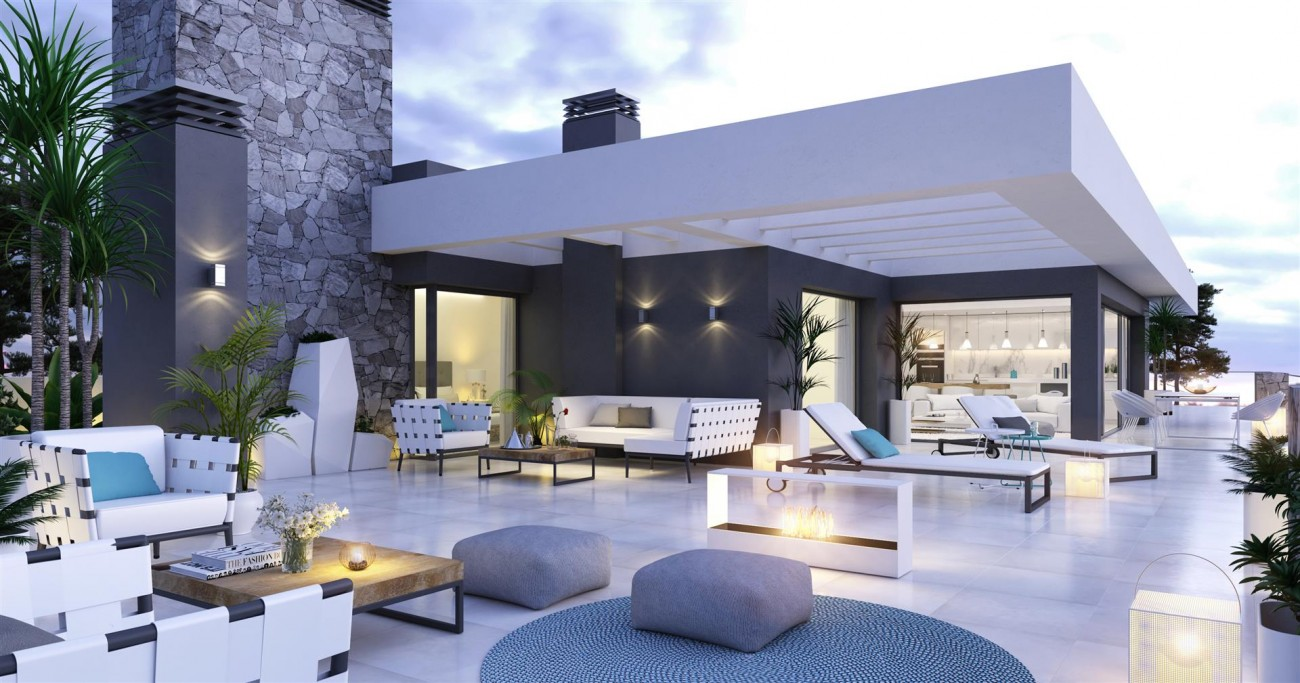 Contemporary Apartments for sale Estepona East Spain (5) (Large)