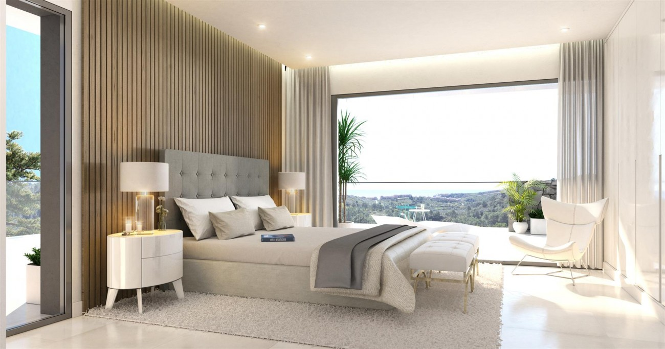 Contemporary Apartments for sale Estepona East Spain (7) (Large)