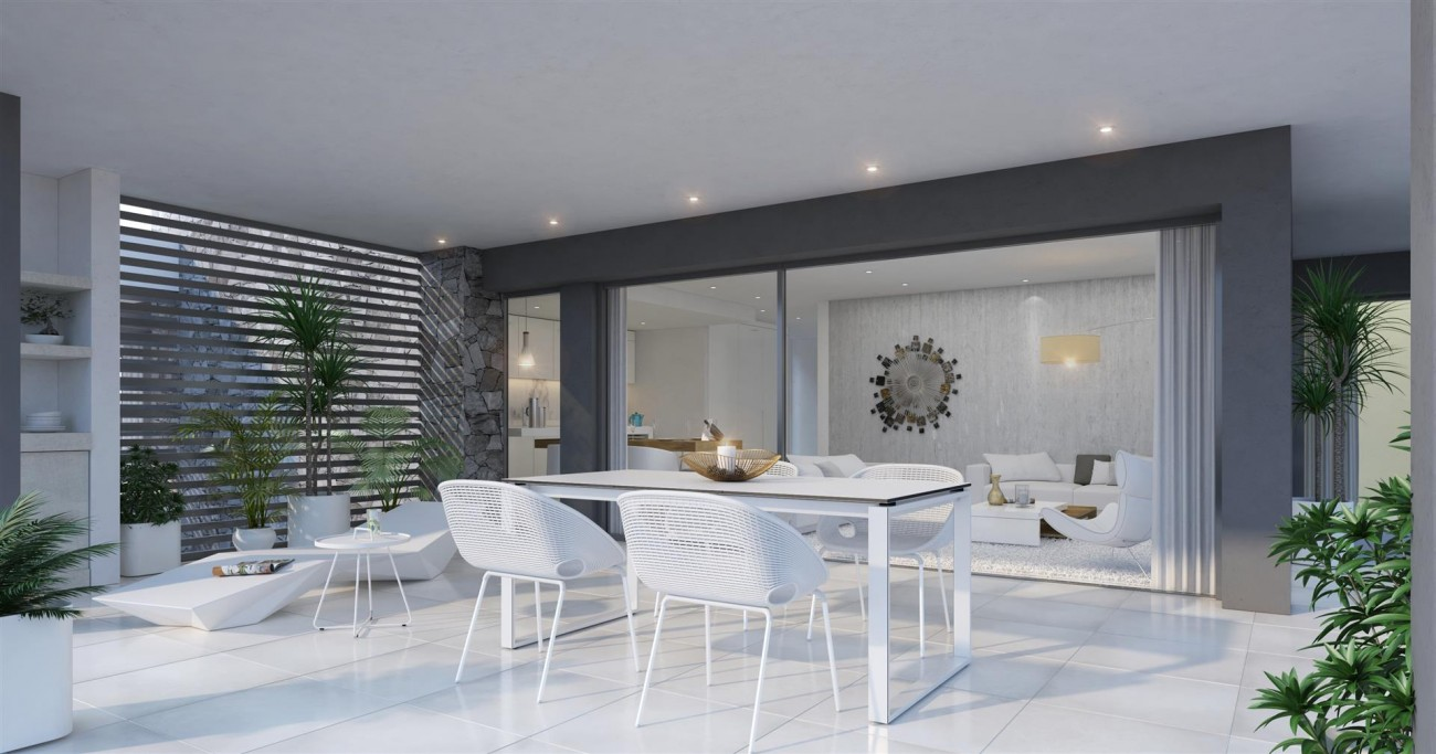 Contemporary Apartments for sale Estepona East Spain (8) (Large)