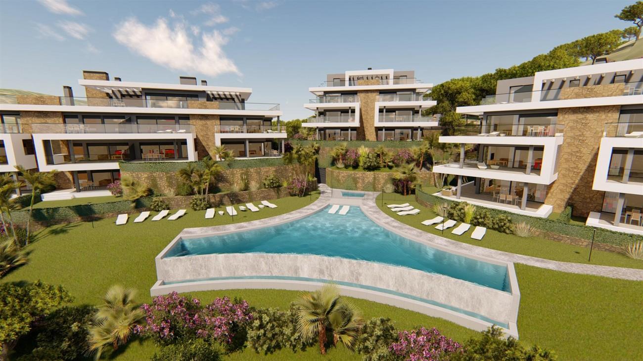 Contemporary Apartments for sale Estepona East Spain (9) (Large)