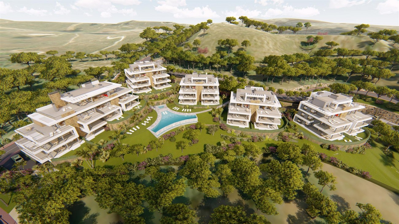 Contemporary Apartments for sale Estepona East Spain (10) (Large)