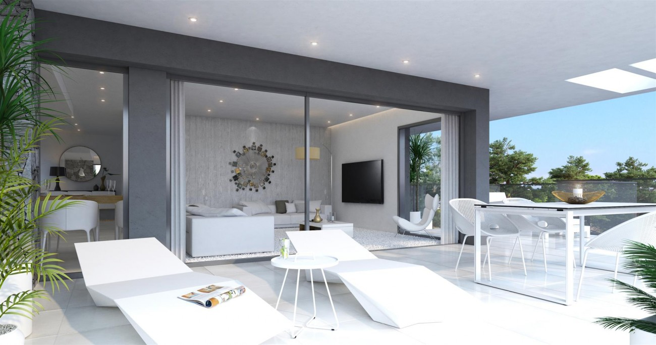 Contemporary Apartments for sale Estepona East Spain (12) (Large)