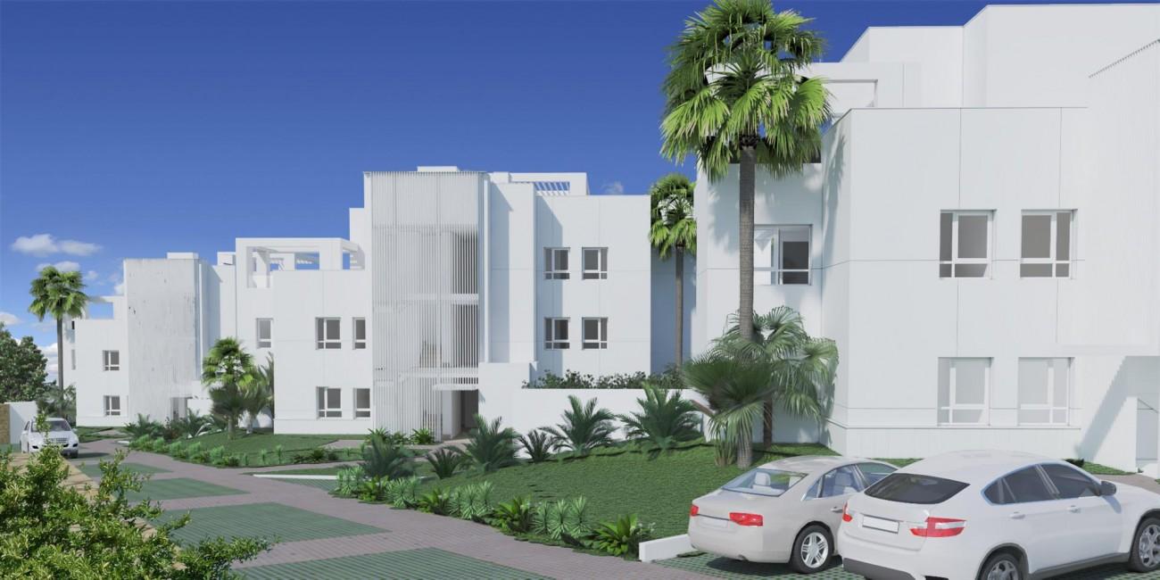 New Contemporary Apartments for sale Benahavis Spain (1) (Large)
