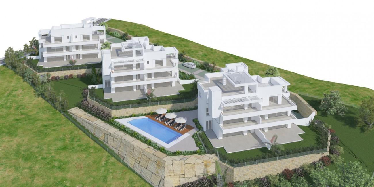 New Contemporary Apartments for sale Benahavis Spain (2) (Large)