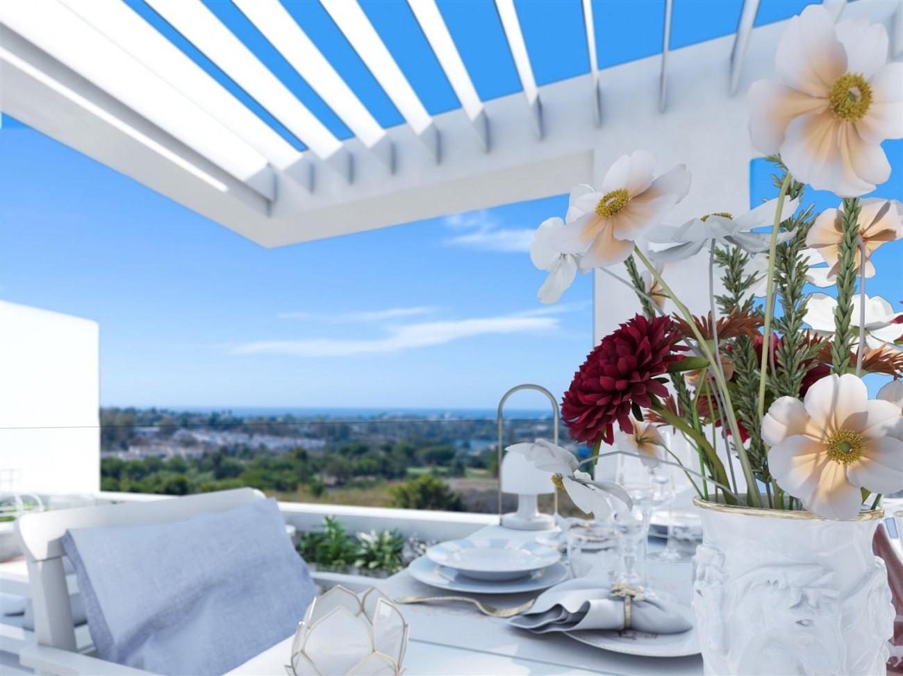 New Contemporary Apartments for sale Benahavis Spain (7) (Large)
