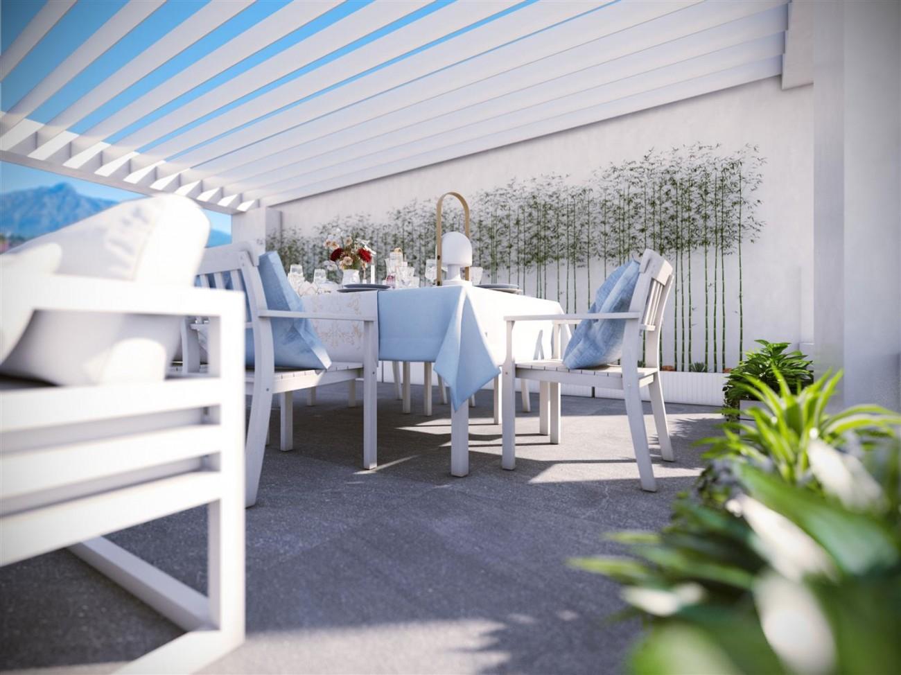 New Contemporary Apartments for sale Benahavis Spain (10) (Large)