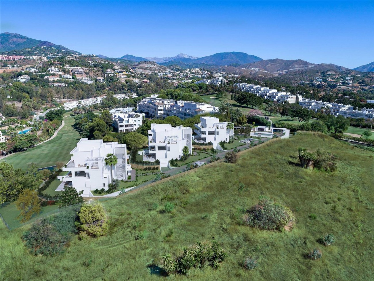 New Contemporary Apartments for sale Benahavis Spain (25) (Large)