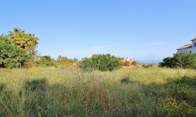 Plot/Land for Sale - 800.000€ - Benahavís, Costa del Sol - Ref: 5864