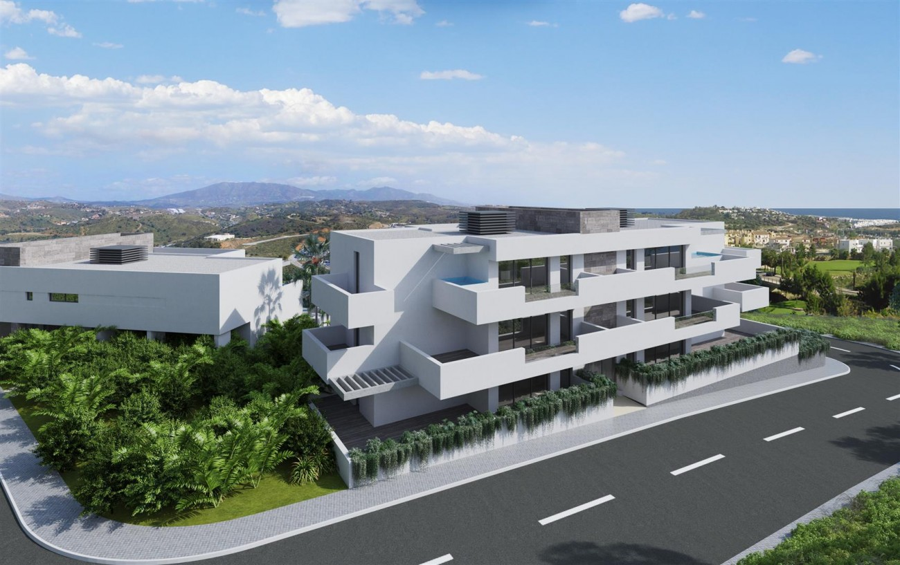 New Development for sale Mijas Costa Spain (1) (Large)