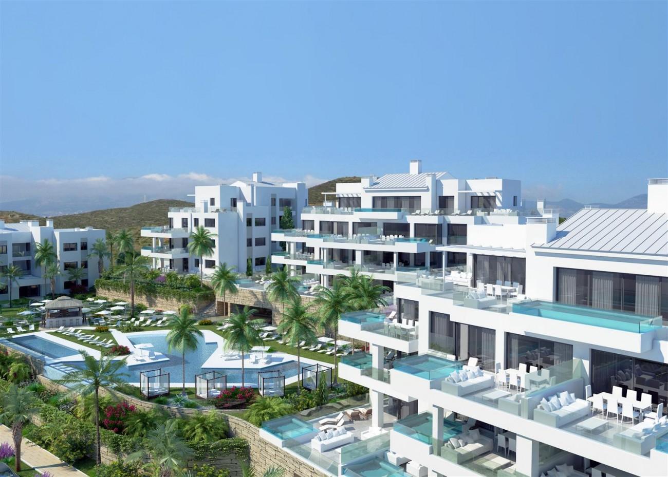 New Contemporary Development for sale Mijas Costa Spain (2) (Large)