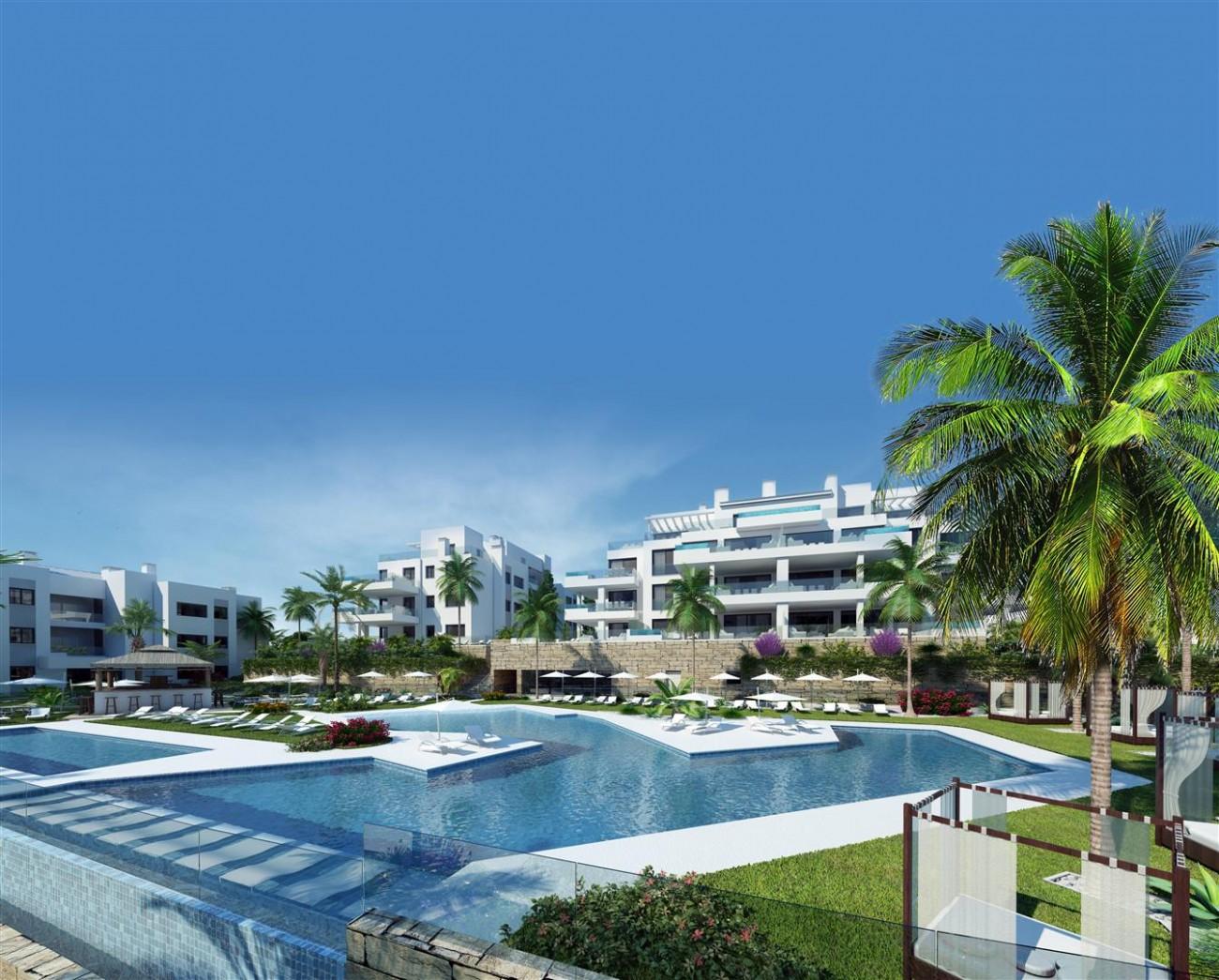 New Contemporary Development for sale Mijas Costa Spain (3) (Large)