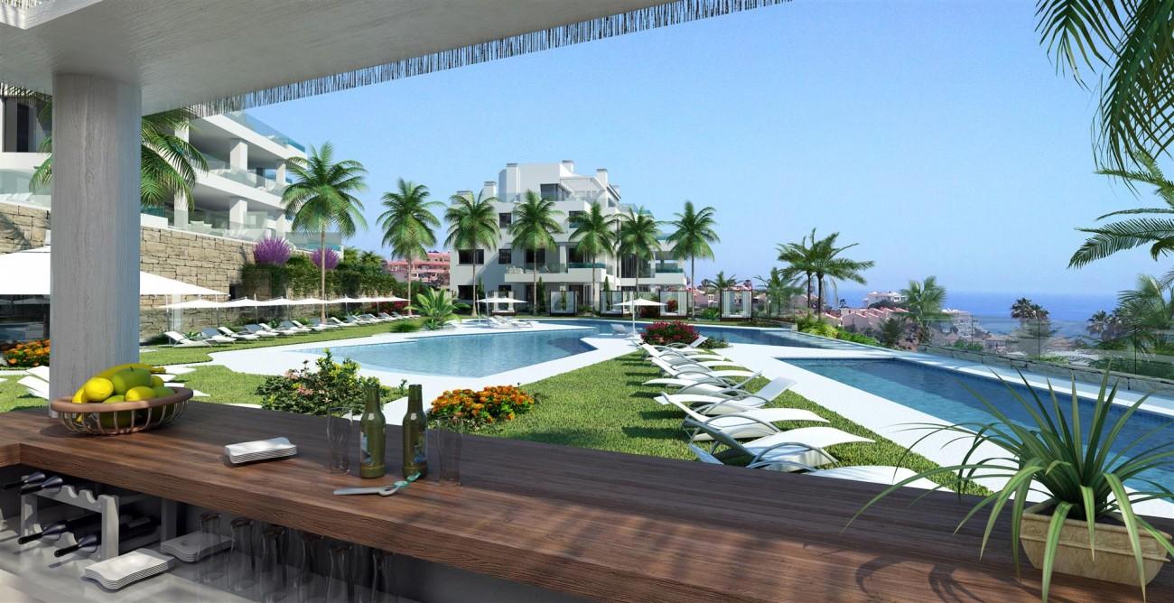 New Contemporary Development for sale Mijas Costa Spain (7) (Large)