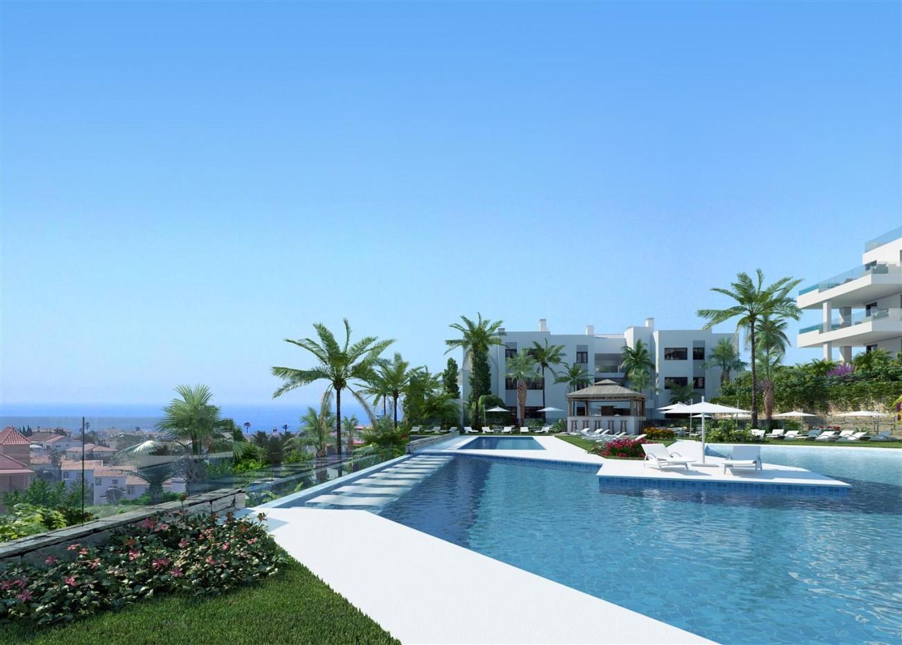 New Contemporary Development for sale Mijas Costa Spain (8) (Large)