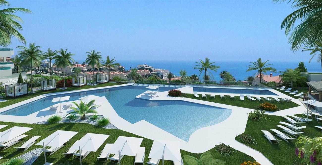 New Contemporary Development for sale Mijas Costa Spain (9) (Large)