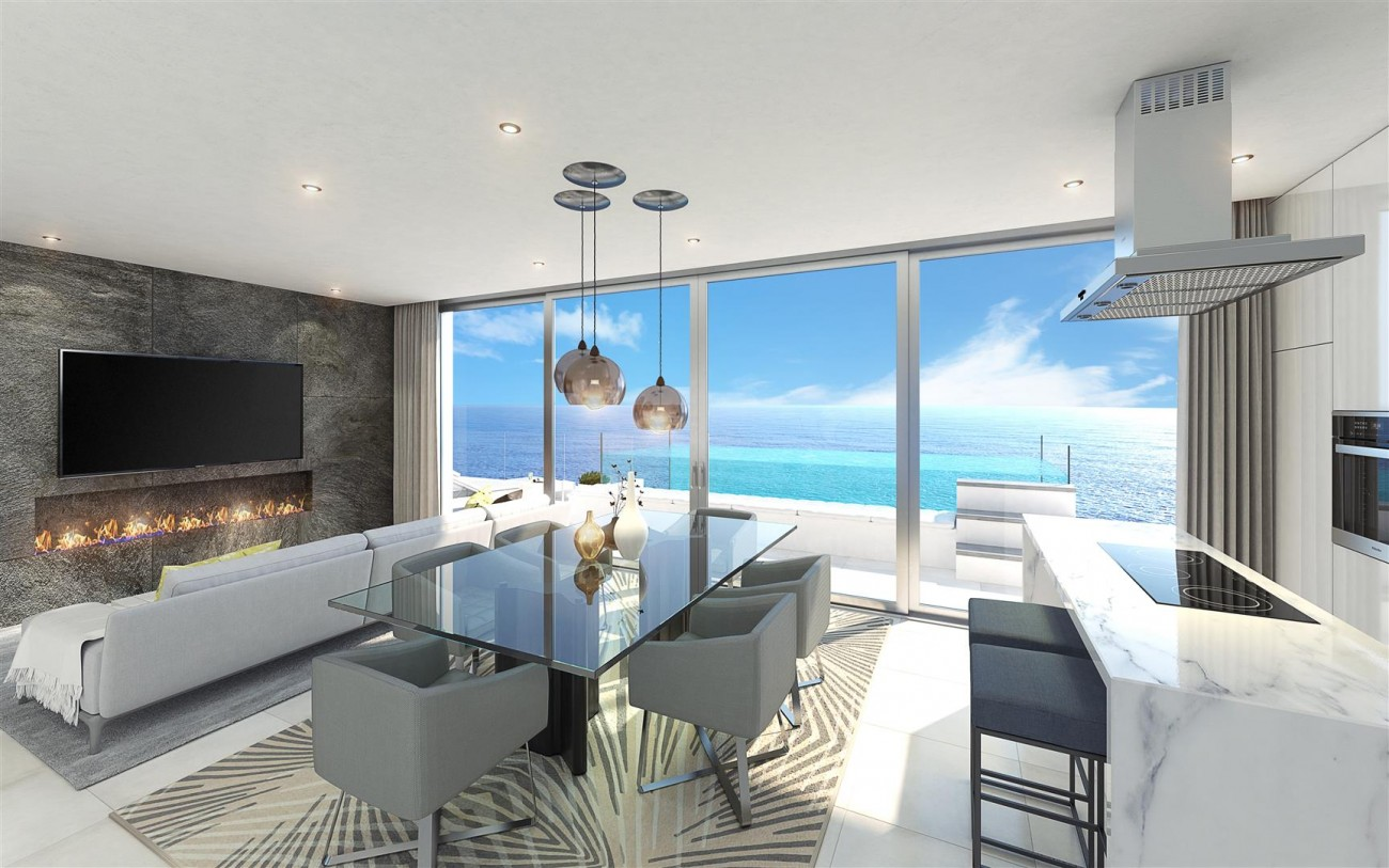 New Contemporary Development for sale Mijas Costa Spain (12) (Large)