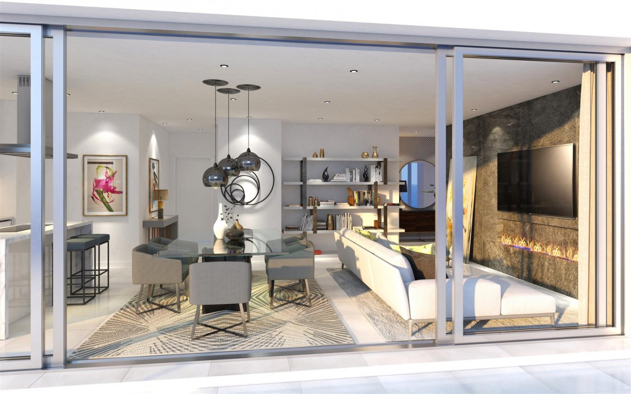 New Contemporary Development for sale Mijas Costa Spain (14) (Large)