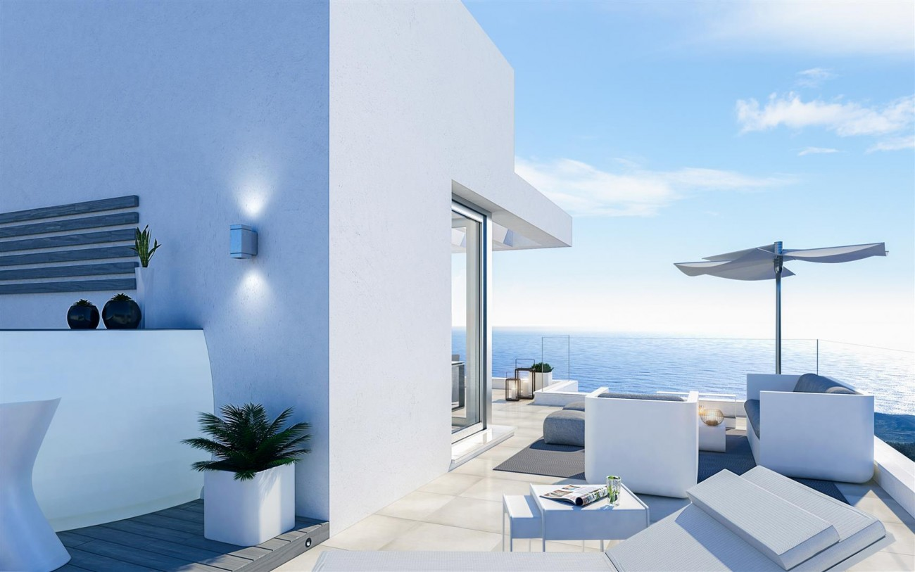 New Contemporary Development for sale Mijas Costa Spain (15) (Large)