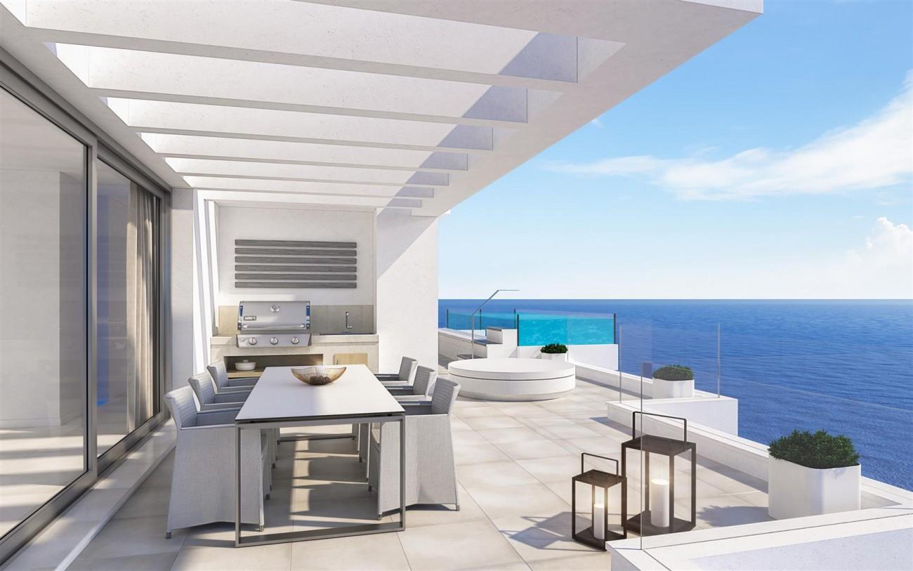 New Contemporary Development for sale Mijas Costa Spain (16) (Large)