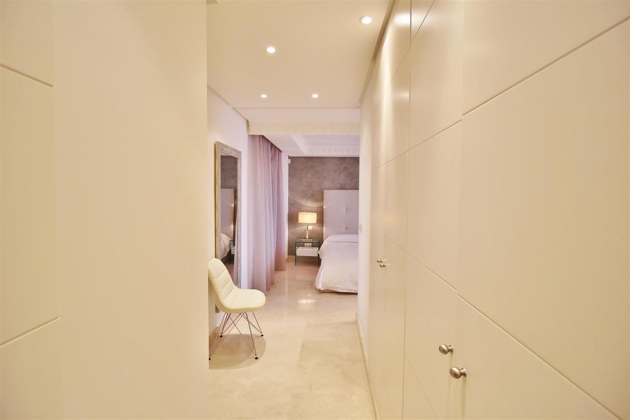Beautiful 2 Beds Penthouse Duplex for rent Nueva Andalucia Marbella Spain (9) (Large)