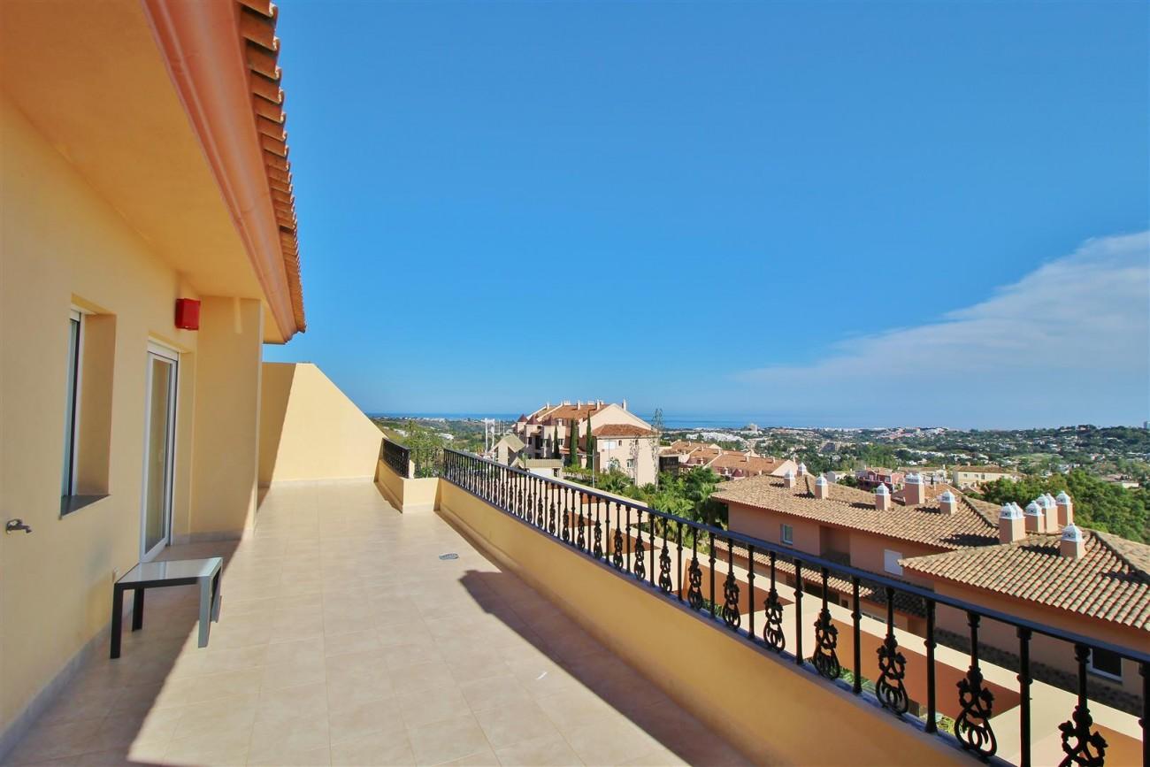 Beautiful 2 Beds Penthouse Duplex for rent Nueva Andalucia Marbella Spain (27) (Large)