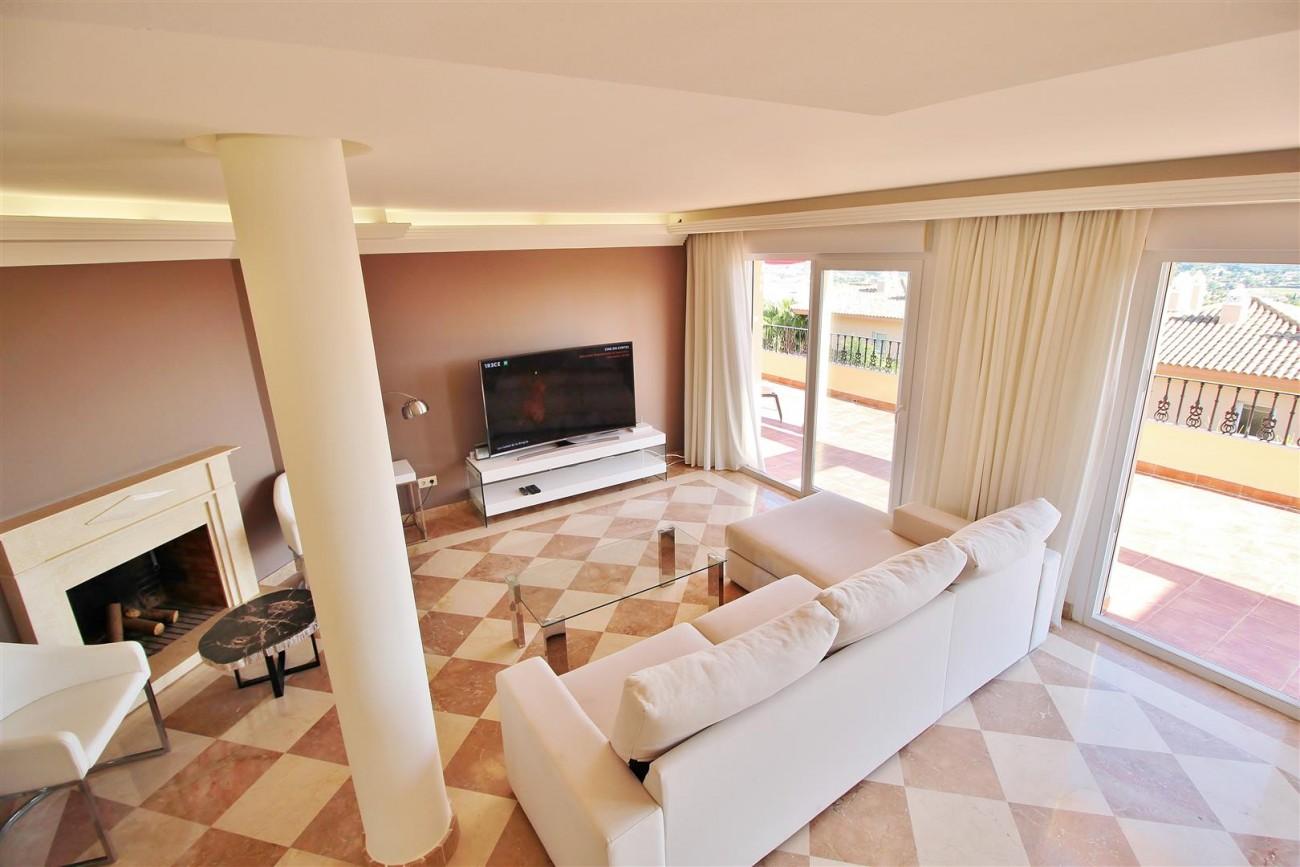 Beautiful 2 Beds Penthouse Duplex for rent Nueva Andalucia Marbella Spain (35) (Large)